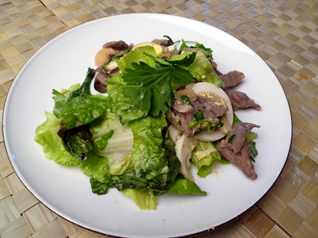 Vietnamese Beef Salad - Centex Cooks