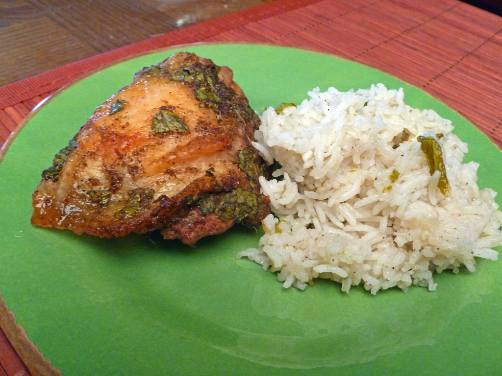 chicken and rice yield serves 4 with leftover rice ingredients chicken ...