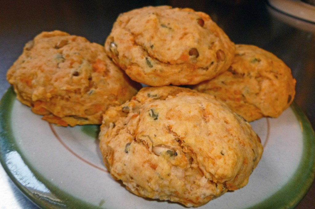 Sweet Potato Biscuits | Centex Cooks