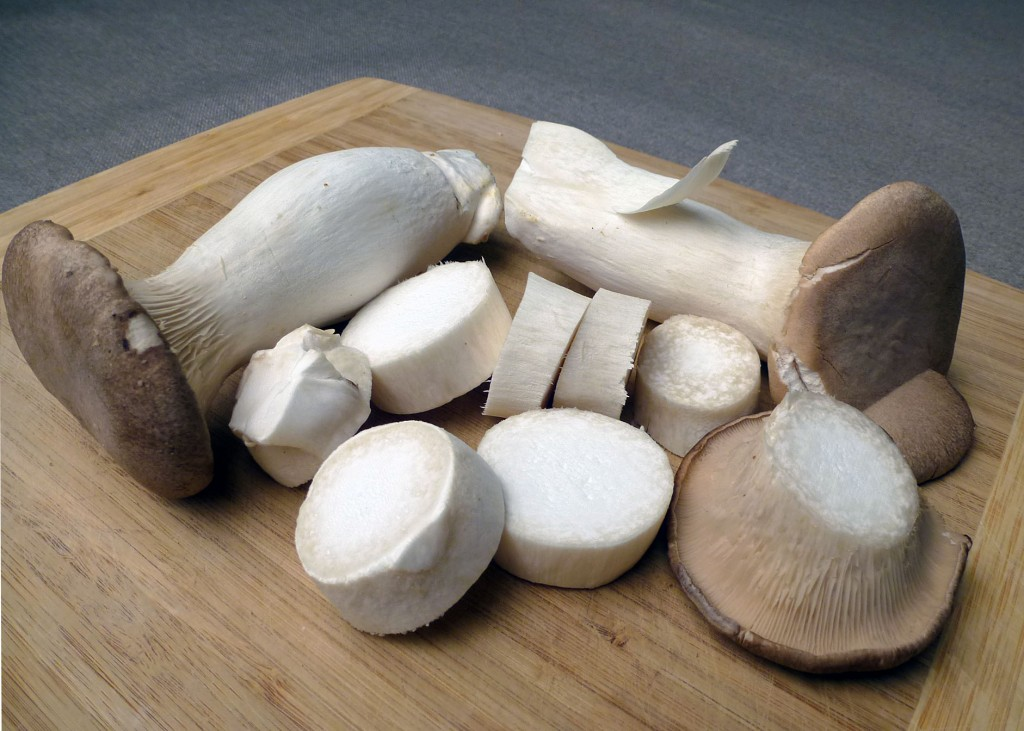 King Oyster Mushrooms - Centex Cooks