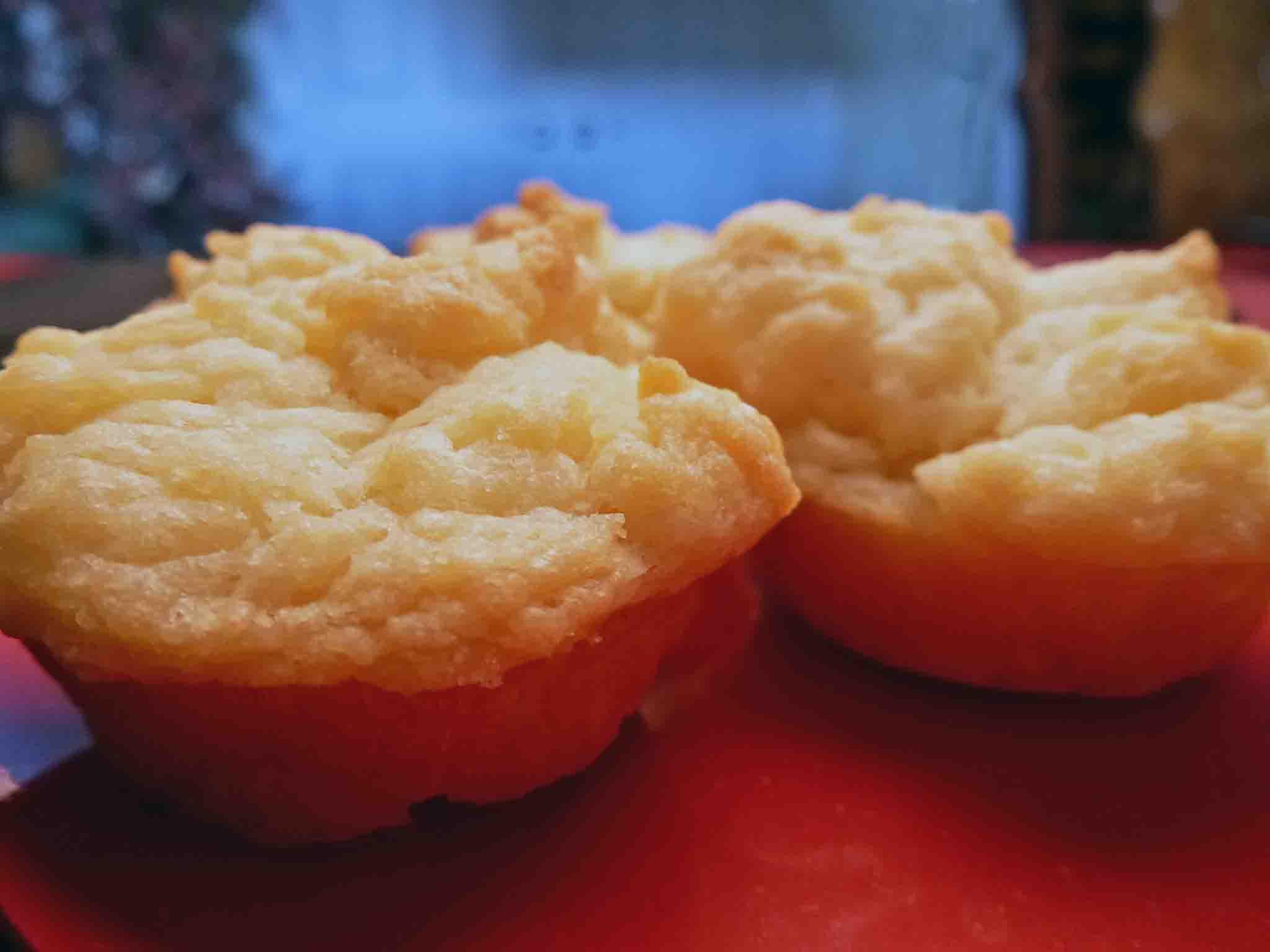 Mini Sour Cream Biscuits | Centex Cooks
