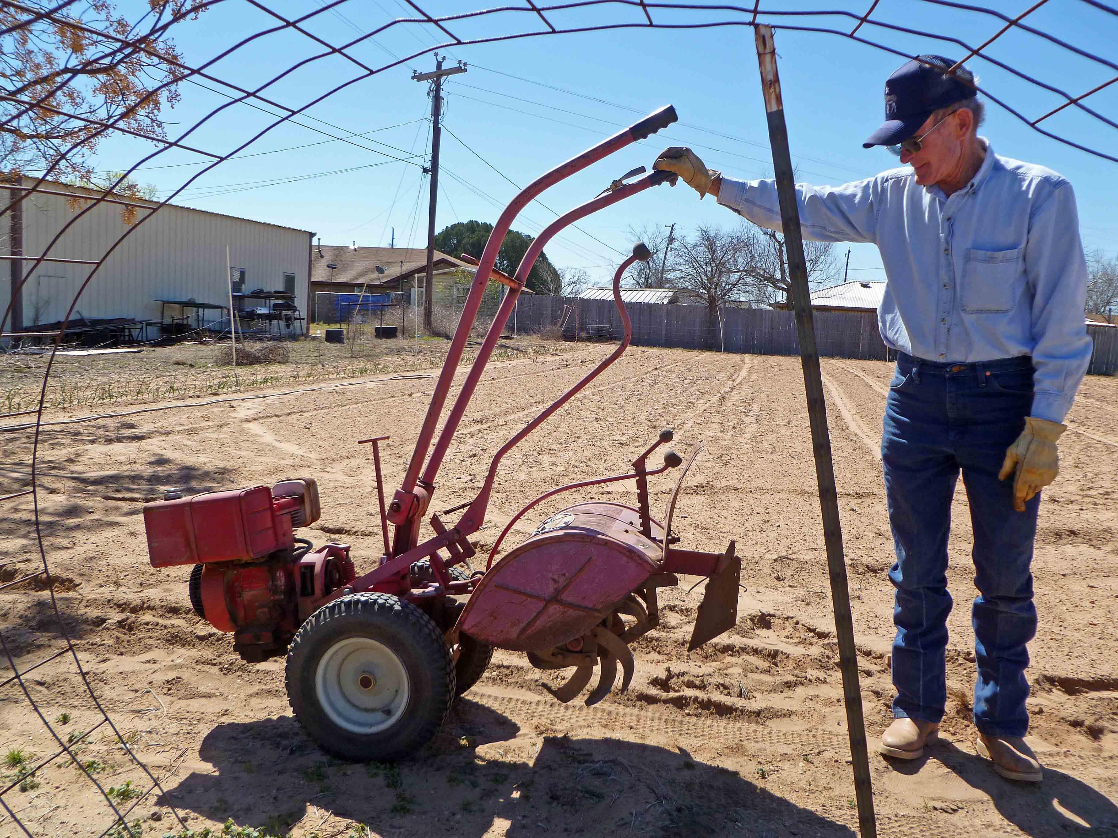Tiller Plow Attachment Raymond With Tiller Attachment