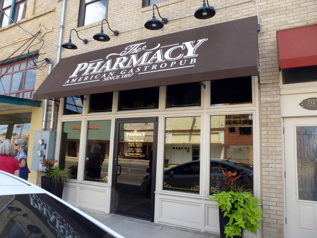 Pharmacy Ext