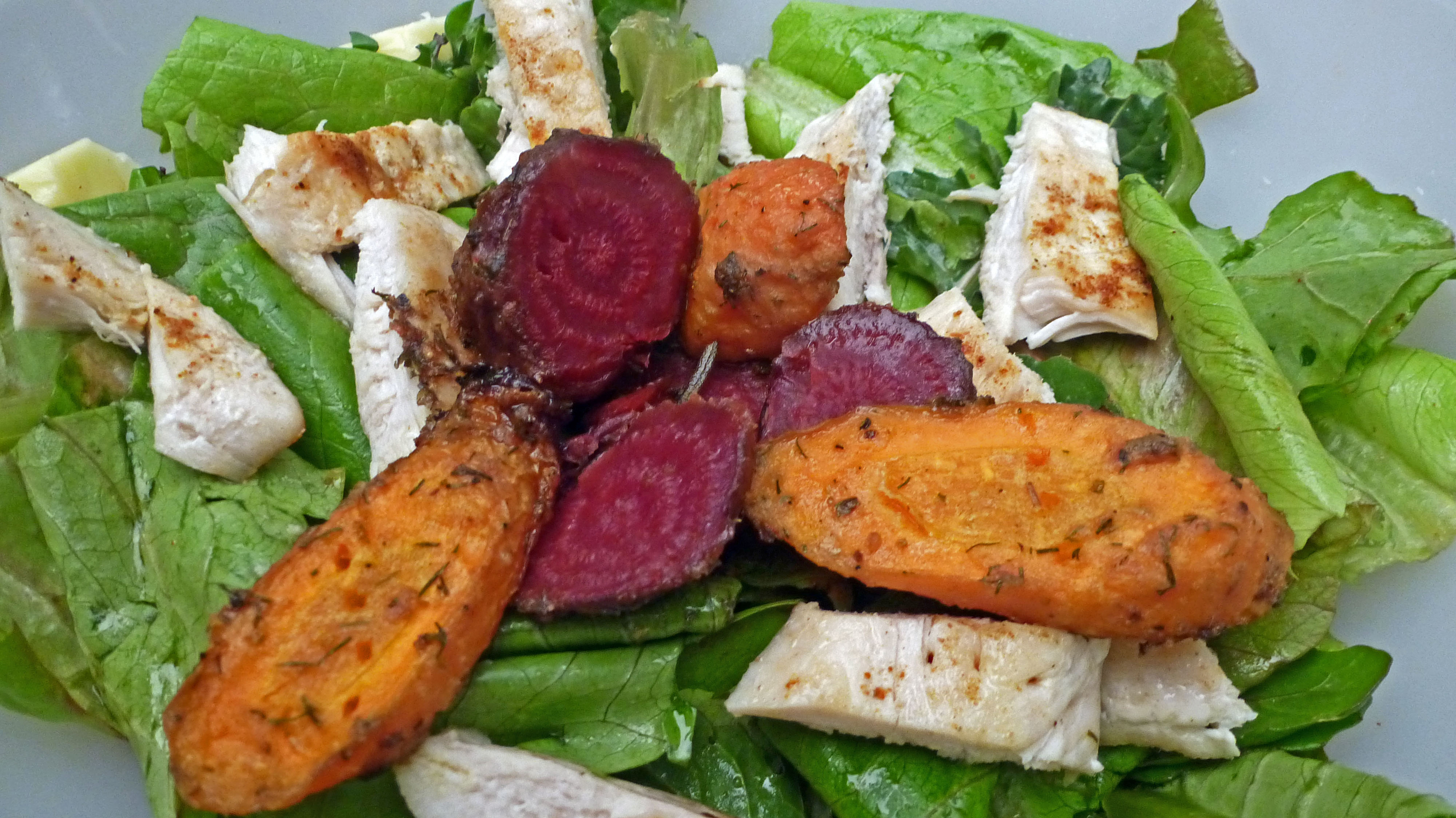 salad with roasted beets and carrots jpg roasted carrots and beets ...