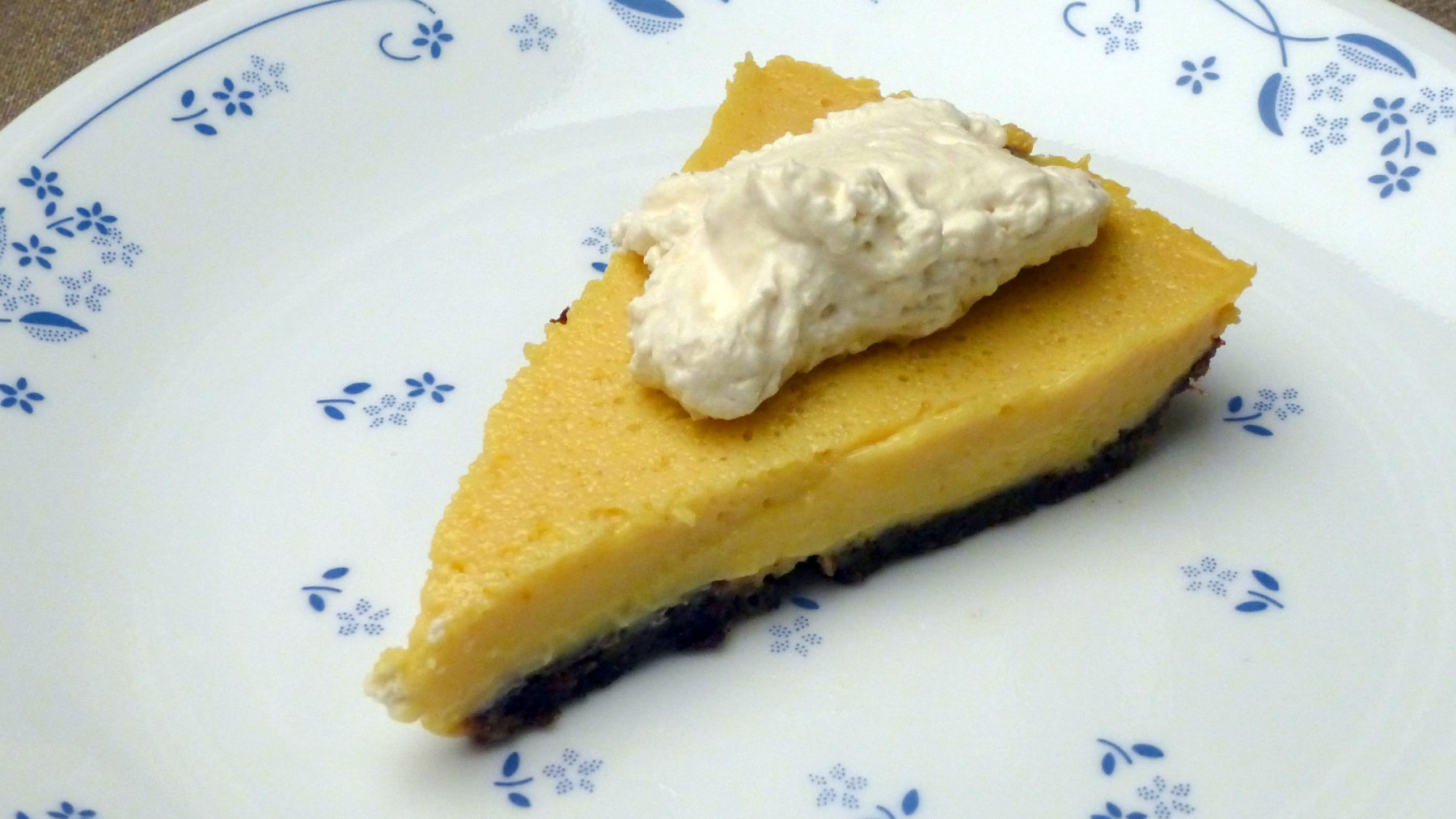 Meyer Lemon Cream Pie (Gluten Free) - Centex Cooks